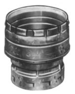 Vent Pipe Universal Increaser