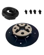 Eterno SE0 Adjustable Pedestal Support with Locking Fixed Head & Pins