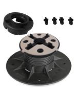 Eterno SE2 Adjustable Pedestal Support with Locking Fixed Head & Pins
