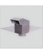 Stainless Steel Rooftop Dryer or Exhaust Vent