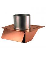 Copper Under Eave & Soffit Dryer Vent / Exhaust Vent